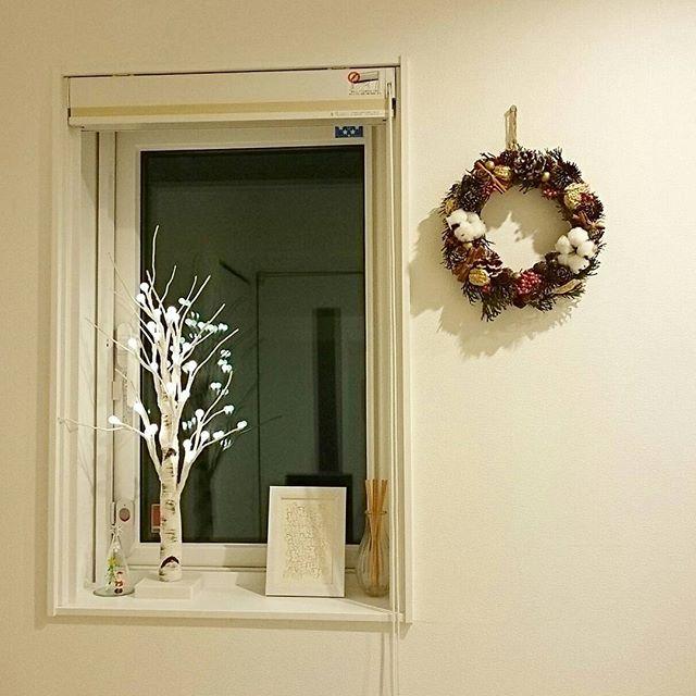 クリスマスツリーインテリア12
