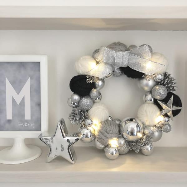 魅力あふれるクリスマスインテリア15