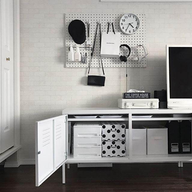 IKEA PSキャビネット(9,900円)