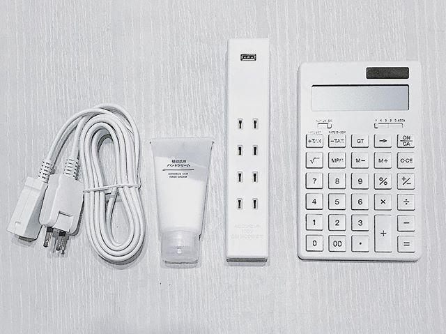 便利な電源タップ&コンセントプラグ4