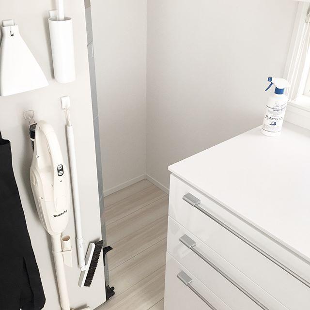 冷蔵庫・家具の下や奥の掃除2