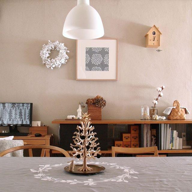 クリスマスツリーインテリア5