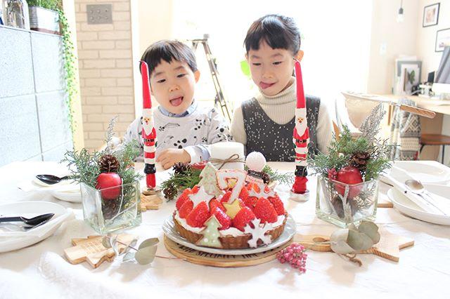 心あたたまるクリスマスインテリア19