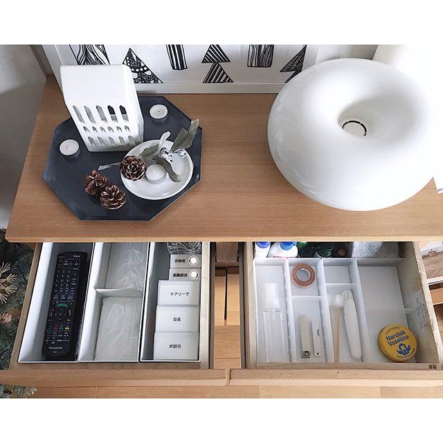 収納上手のマストアイテム「ファイルボックス」13