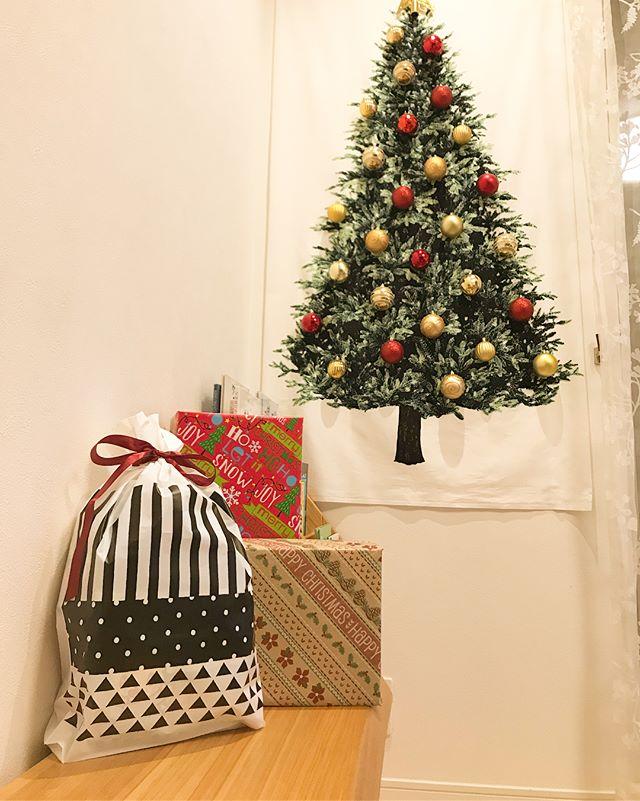 クリスマスツリーインテリア14