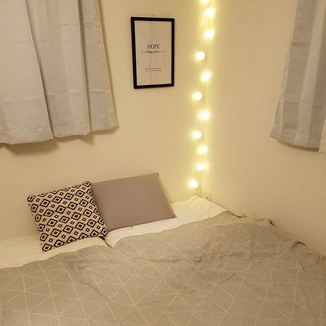 お部屋を彩るおしゃれな照明4