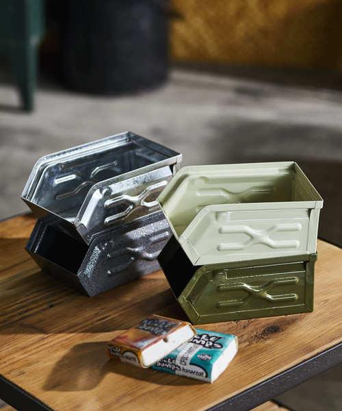 [JACK & MARIE] DULTON(ダルトン) Mini parts box ミニパーツボックス