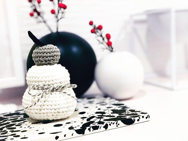 毛糸の鏡餅②