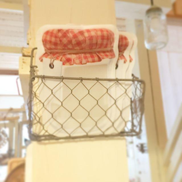 ダイソーのガラスジャー風ジッパーバッグ