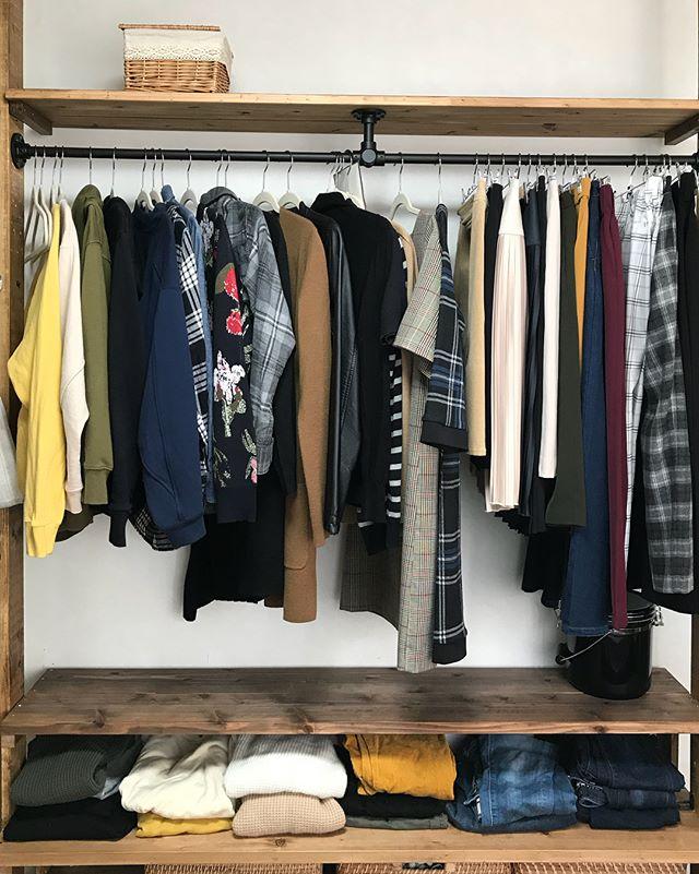 「衣類収納」に役立つアイテム&収納術!56