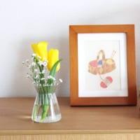 アートなお部屋に大変身!ポストカードや写真でつくる簡単インテリア