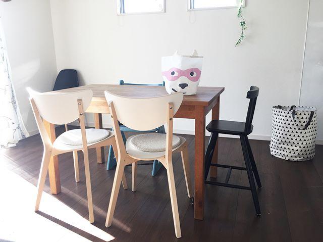 素朴な雰囲気が他の家具ともマッチしやすい