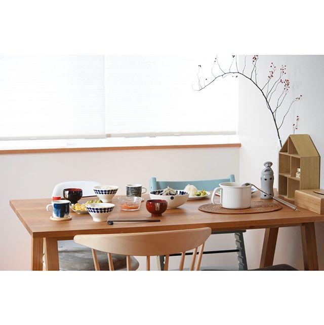 やっぱりシンプル・イズ・ベスト!穏やかな気持ちになれる食卓