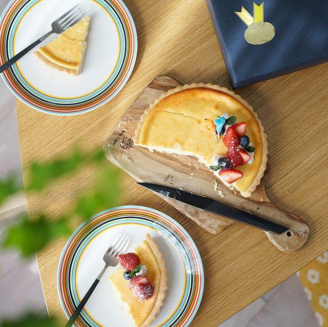 イッタラオリゴでデザートを