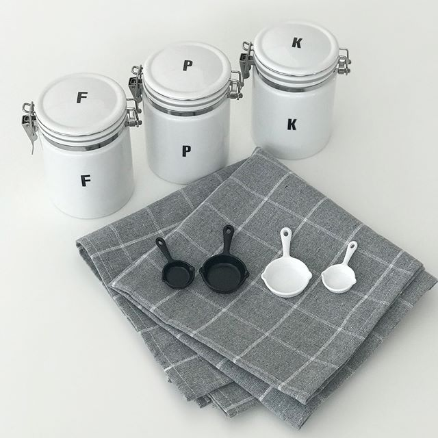 乾物&調味料の収納アイデア7