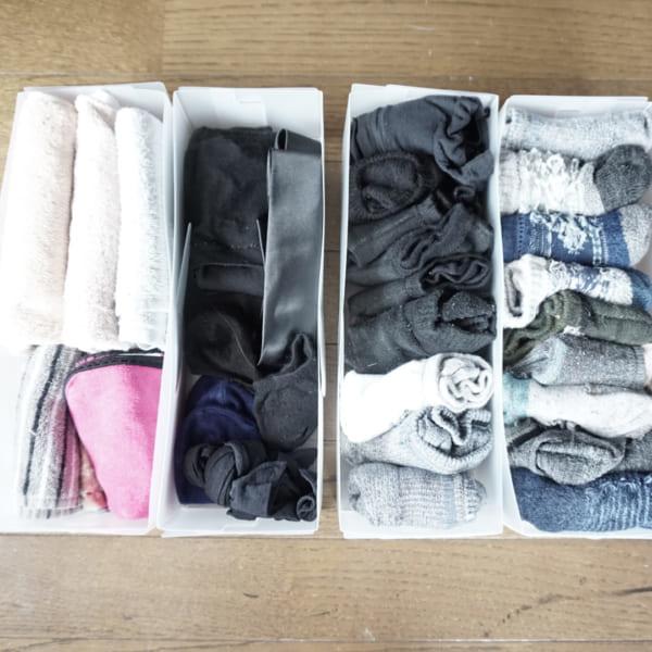 靴下のたたみ方&収納実例をご紹介11