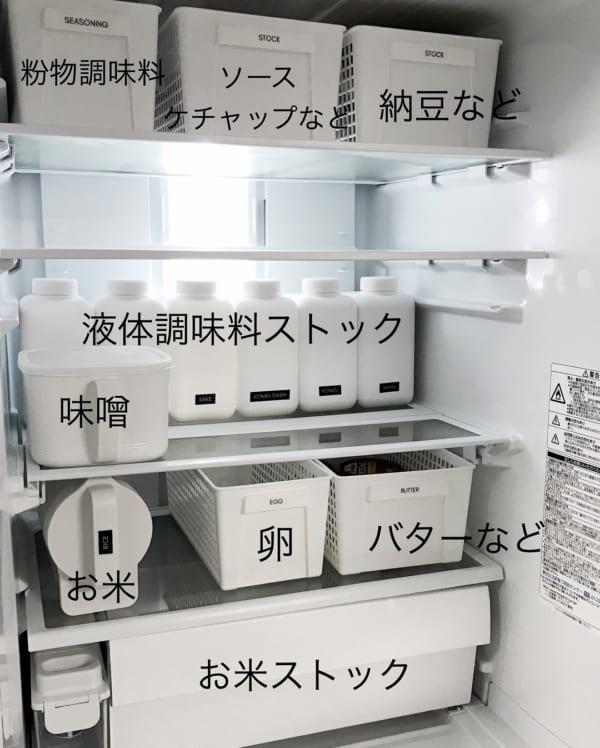 冷蔵庫収納アイデア集19