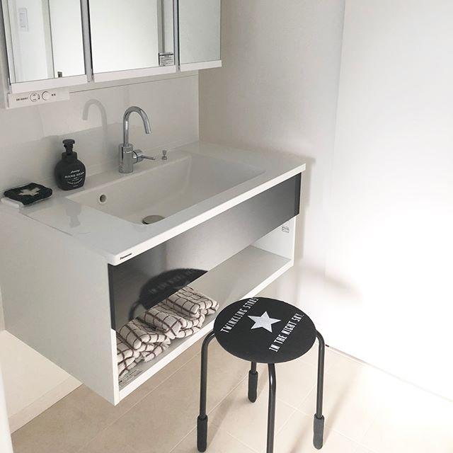 おしゃれな洗面スペース14