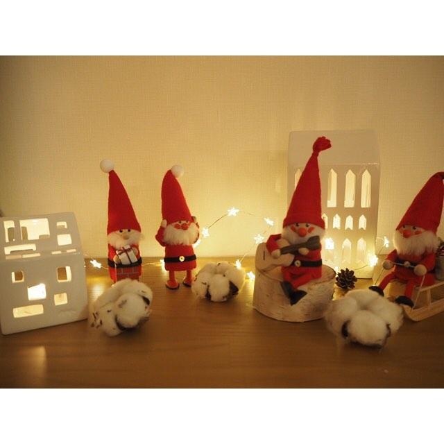 クリスマスツリーインテリア19