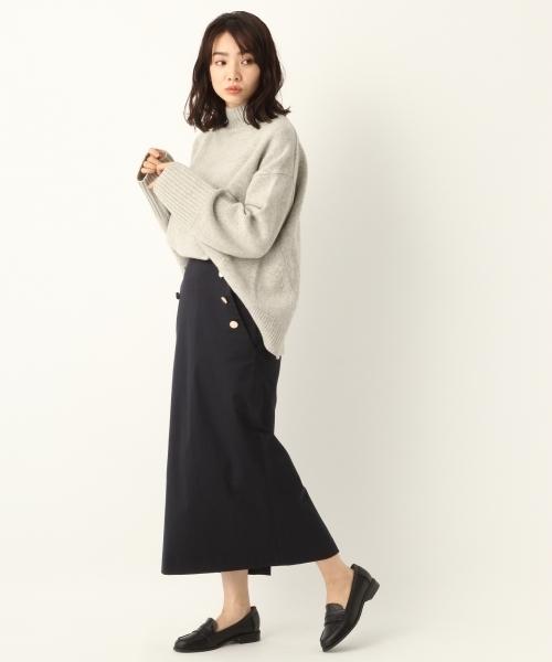 C/PUマリンタイトスカート
