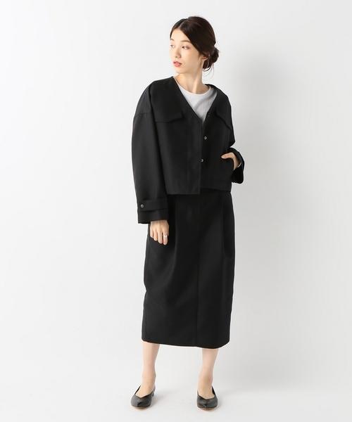 [JOURNAL STANDARD] 【NEU】TECCOTタスラン タイトスカート
