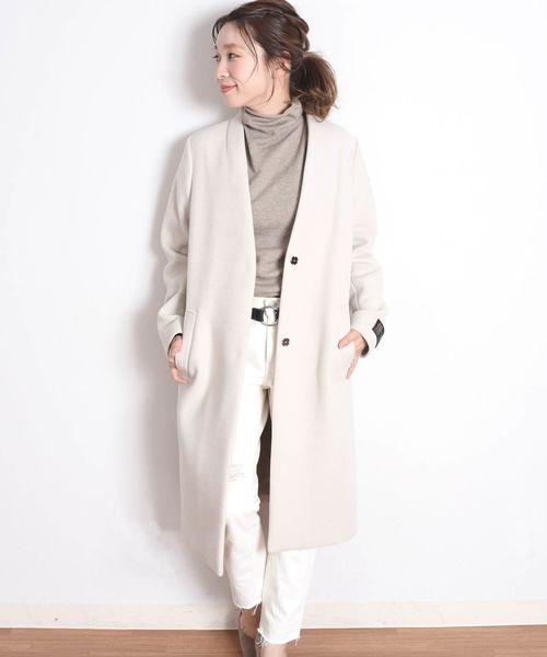 白コート2