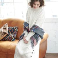 コート下を華やかに飾る♡人気ブランドの最新ワンピースを一気見!