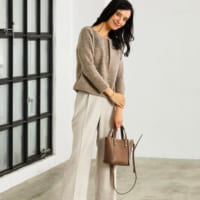 コーデのベースに♪【green label relaxing】のパンツ&スカート15選