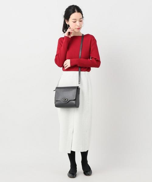 リバーニットタイトスカート