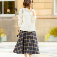 プチプラな【Pierrot】のスカート&パンツ15選☆大人のきれいめコーデ集