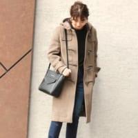 冬の定番!一着は持っておきたいおすすめの「ダッフルコート」20選♡