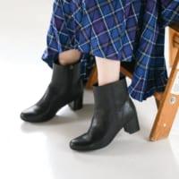 運命の一足を見つけたい♡私たちの定番「黒のショートブーツ」特集!