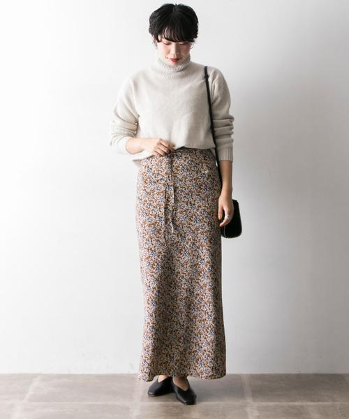 [URBAN RESEARCH] リトルフラワーマーメイドロングスカート