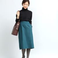 冬はタイツがマスト!タイツ×スカートのおすすめコーデをご紹介します♡