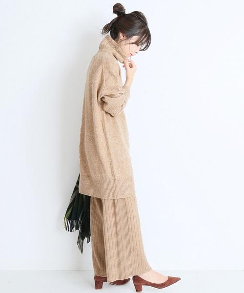 【TICCA】ニットパンツ