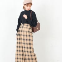 プチプラでGET!【natural couture】の大人カジュアルな冬トップス特集