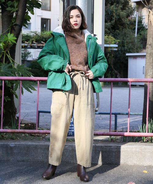 3WAYマンパジャケット