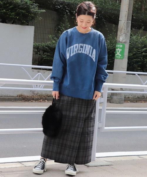 [JOURNAL STANDARD] TRW ラップロングスカート