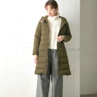 冬の大本命アウター♡【ダウンジャケット&ベスト】でおしゃれに暖かく!
