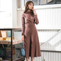 大人女性の冬スタイル!マンネリ知らずの「ワンピースコーデ」15選◆