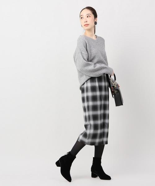 [JOINT WORKS] テアライカ スリットキモウタイトスカート