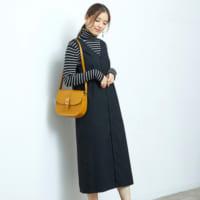 《ジャンパースカート》がカワイイ季節♡キュートで大人っぽい着こなし術ご紹介!