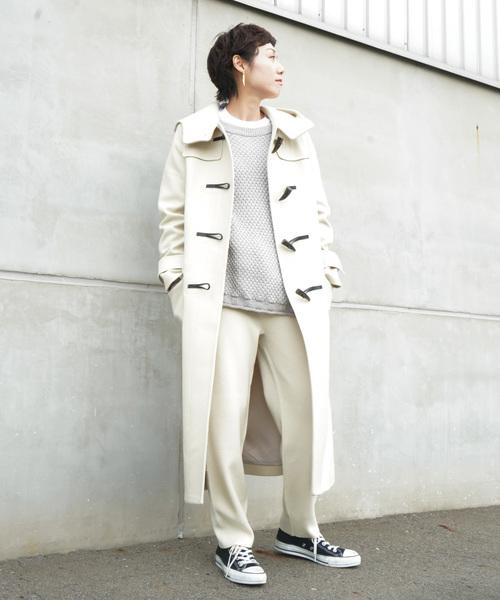白コート10