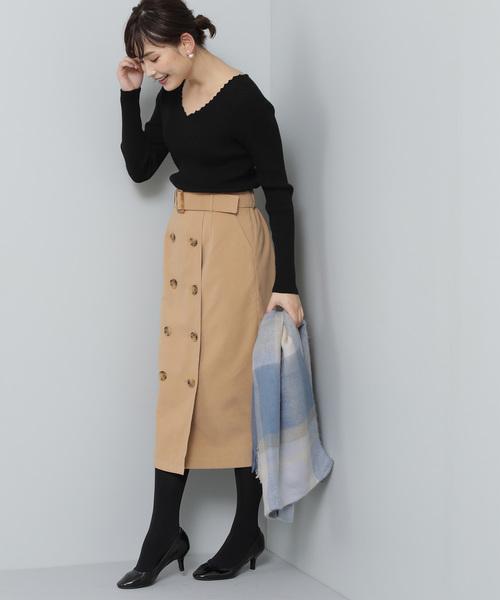 [ViS] Iライントレンチスカート