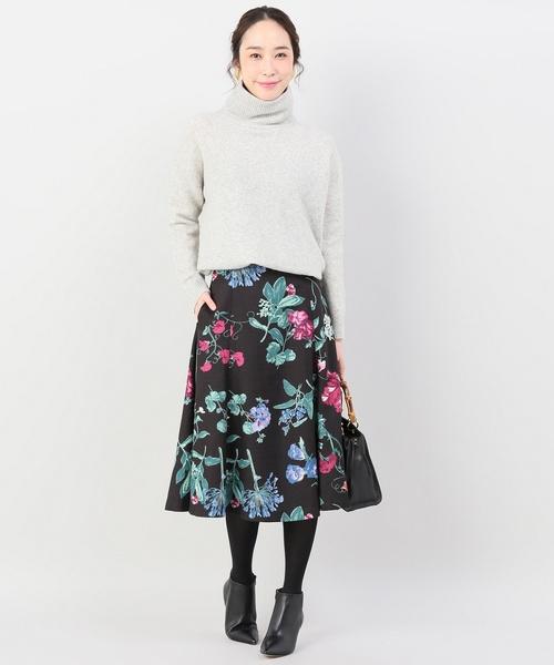 BBフロール フレアスカート