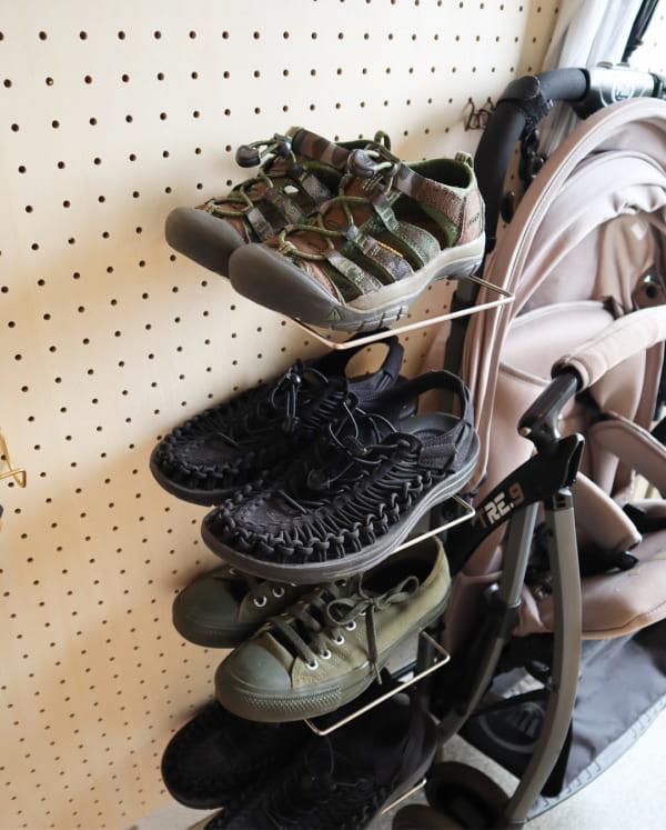 靴収納27