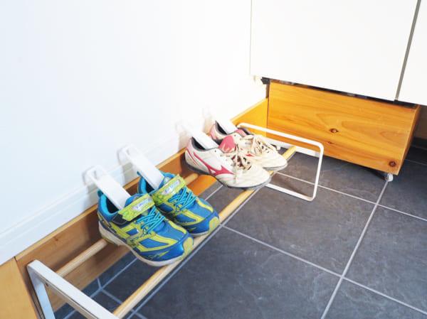 靴収納22