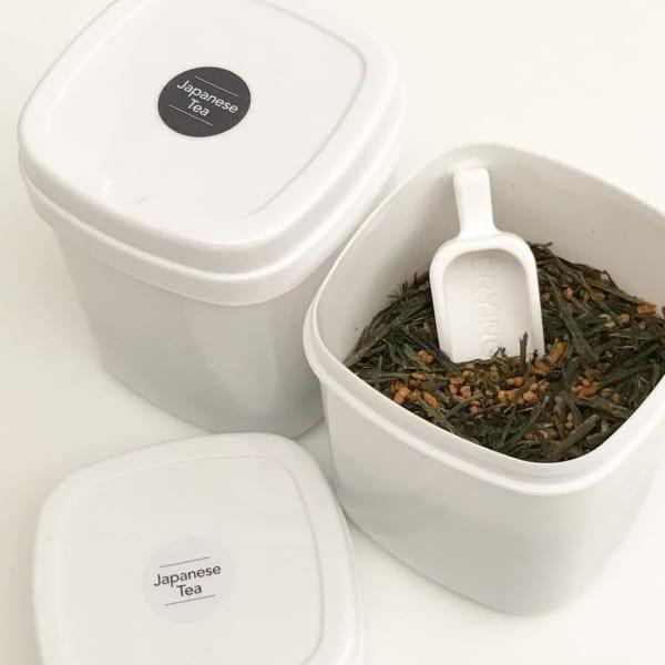 容器に入れやすい、コンパクトなサイズ