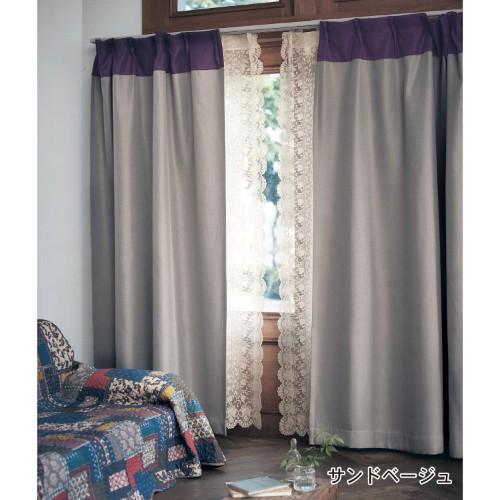 ナチュラル&シンプルなカーテンでお洒落なお部屋に12