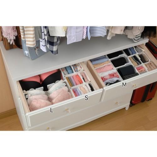 「衣類収納」に役立つアイテム&収納術!15